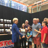 Chappaqua's Hillary Clinton Draws Big Crowd At First Book Signing In Area