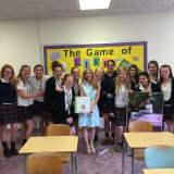 Washington Township Teacher Empowers Female Business Students
