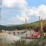 Ringwood's new West Brook Road bridge on the horizon