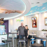 Edgewater Shop Owner Puts An Artful Twist On Froyo