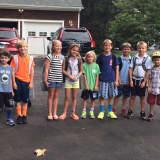 Summer's Over: Students In Darien Return To School