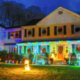 Take A Tour Of Somers Holiday Displays With 'Parade Of Lights'