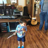 Try An Instrument At Risko Music