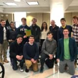 John Jay Students Donate To VA Hospital