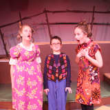 Stamford Kids Stage 'James And The Giant Peach' This Weekend