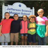 Norwalk's Jefferson Science Magnet Earns Grant To Hold 'JA In A Day'