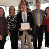 Darien High School Senior John Lochtefeld Earns DAR Good Citizen Award