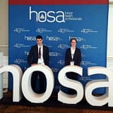 Two Hen Hud Students Attend Leadership Conference In Nashville