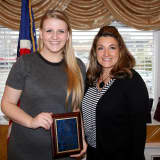 Kali Oswald Named Rotary Student Of The Month