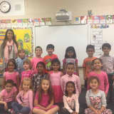 East Rutherford's McKenzie School Goes Pink For Breast Cancer Awareness