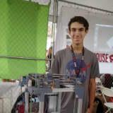 Hen Hud Student Earns 'Best In Class' At World Maker Faire