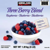 Hepatitis Scare Leads To Recall Of Frozen Three Berry Blend