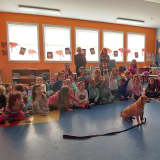 Putnam Humane Society Pays Visit To Yorktown Kids Who Collected Donations