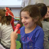 Rye Neck Kindergartners Learn About Their 5 Senses in Interactive Workshop