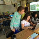 Irvington Fifth-Graders Discuss Book With Students From Around The World