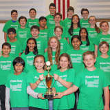 Pleasantville Middle School Science Olympiad Team Snatches 1st At Regionals