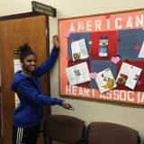 Student Draws Awareness To Healthy Life Choices In Bergenfield