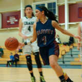 Katonah's Julia Mallon Plays In All-Star Game For Harvey, Wins Honors