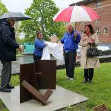 Mamaroneck Unveils Village's First Public Sculptures