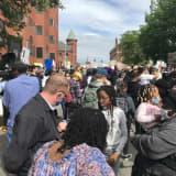 Protest Draws Thousands To Poughkeepsie