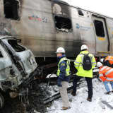 Bedford Hills Widow Suing Metro-North After February Crash