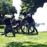 Military Reenactments Arrive Sunday At Garrison's Boscobel