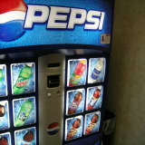 Pepsi Launches 'Healthy' Vending Machines