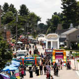 Celebrate Mount Pleasant At Annual Street Fair and Car Show