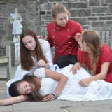 Holy Child's Outdoor Theater Delights Harrison, Rye