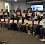 30 Students Inducted To National Technical Honor Society