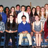 Pleasantville High Inducts 28 Into National Honor Society