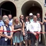 Yorktown Resident Cuts Ribbon On New Insurance Agency In Peekskill