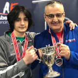 Mount Kisco Fencer Brings Home Gold at Junior Olympics