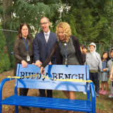 Bergen Schools Add 'Buddy Bench' To Playground
