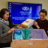 Open Door's Baby Box Helps Get Expectant Moms On The Right Path