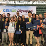 Ossining HS Wins Most Successful School Award At GENIUS Olympiad