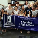 Ossining High School Named 'School Of Opportunity'