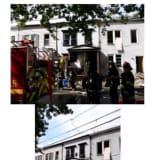 4 People, Including 2 Firefighters, Hurt In Newark Blaze