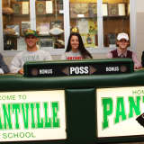 Five Pleasantville High School Athletes Sign Letters Of Intent