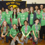 Pleasantville Team Places Seventh At New York State Science Olympiad