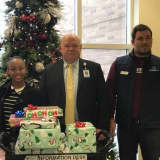 Girl's Generosity Makes Holidays Brighter For Kids At Greenwich Hospital