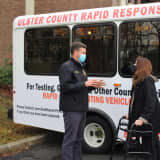 COVID-19: New Mobile, Rapid Testing Vehicle Hits Road In Ulster County