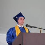 Pelham High Senior Reads Speech Written For Graduation