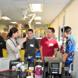 Valhalla Students Learn About STEM Careers, Science At PepsiCo Campus
