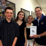 Mount Pleasant Students Win Physical Education Award