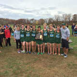 Pleasantville High Wins Third Straight Section I Cross County Title