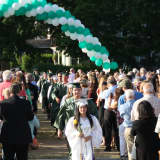 Pleasantville High School Salutes Class Of 2016 At Graduation Ceremony