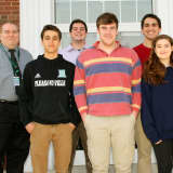 Pleasantville High Students Awarded For Science Research Project