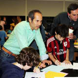 Pocantico Hills Celebrates Math At Family Math Night