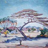Rye Arts Center Displays Work of Italian Painter Nenne Sanguineti Poggi